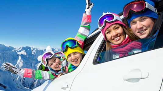 ski-driving-route-family