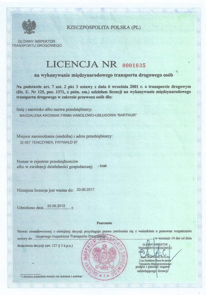 Licencja-na-wykonywanie-międzynarodowego-transportu-drogowego-o